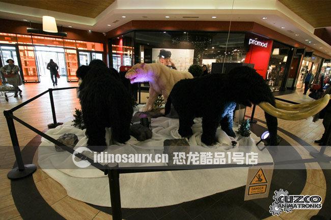 仿真动物展-法国CUZCO展览