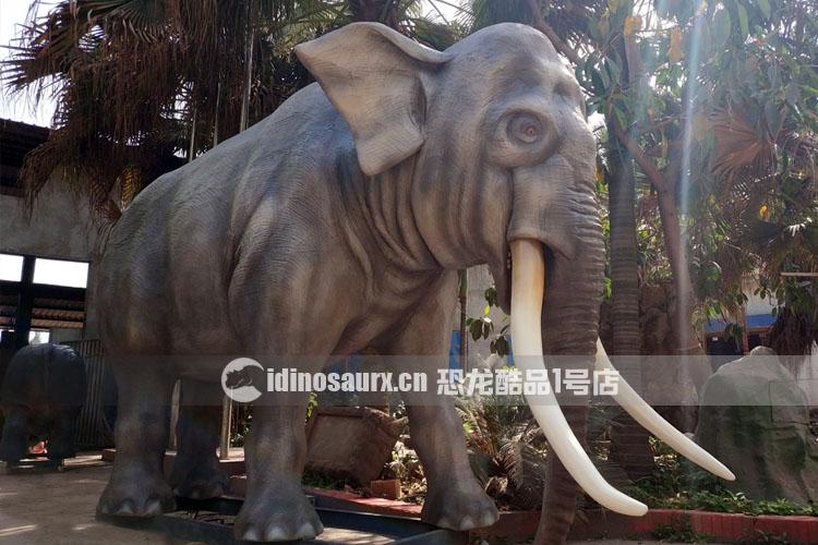 仿真动物-大象模型