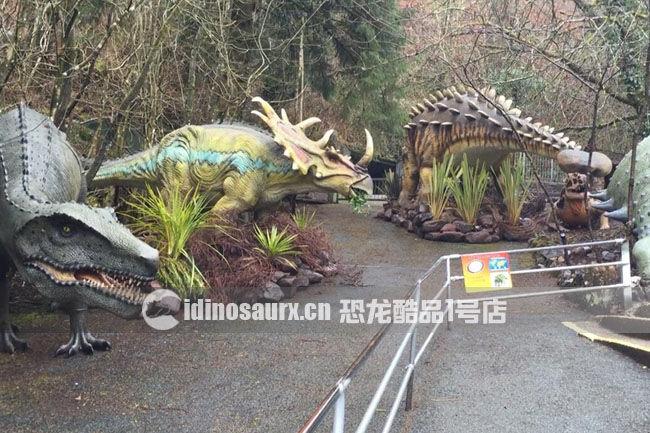 仿真恐龙-威尔士恐龙公园