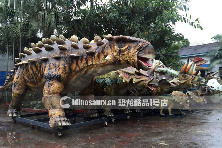 仿真恐龙-成品展示