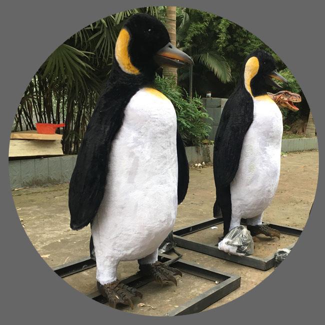 仿真海洋动物-企鹅