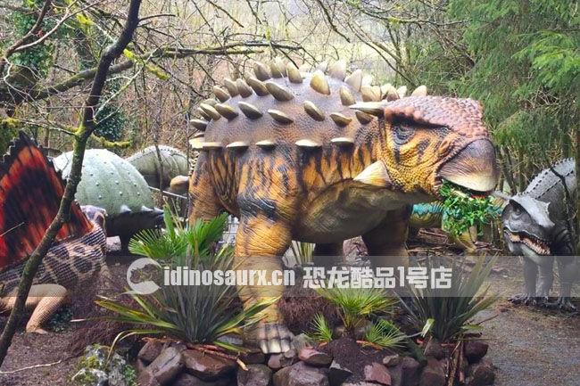 仿真甲龙-威尔士恐龙公园
