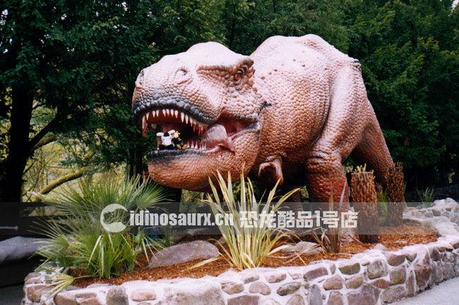 仿真霸王龙-威尔士恐龙公园