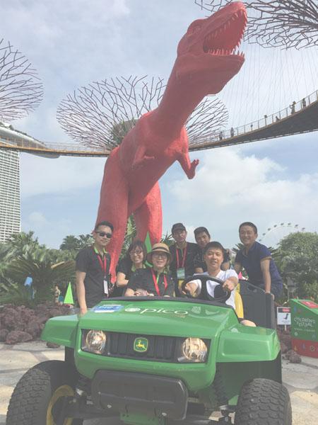 客户满意-新加坡客户