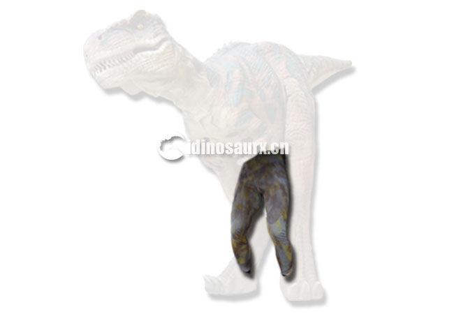 恐龙表演服配件