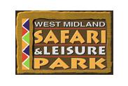 英国西米德兰野生动物园logo