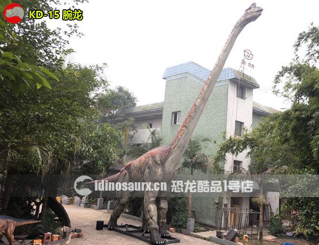 巨型腕龙模型