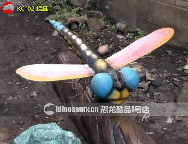 电子昆虫模型-蜻蜓