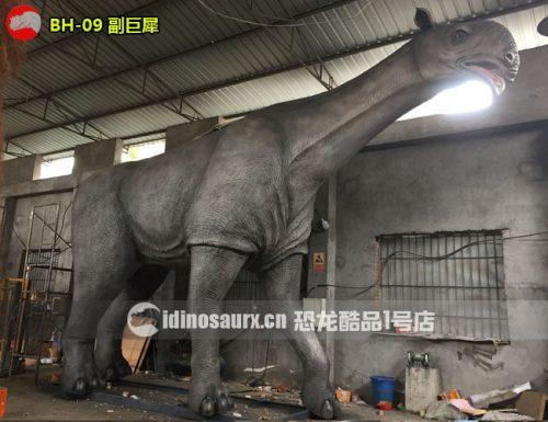 仿真副巨犀模型