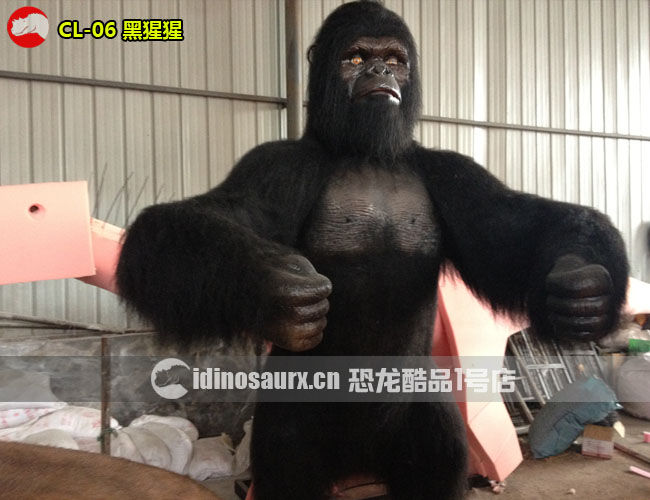 仿真黑猩猩模型