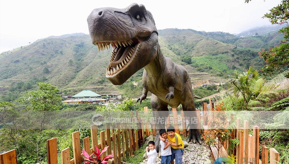 恐龙谷恐龙设备