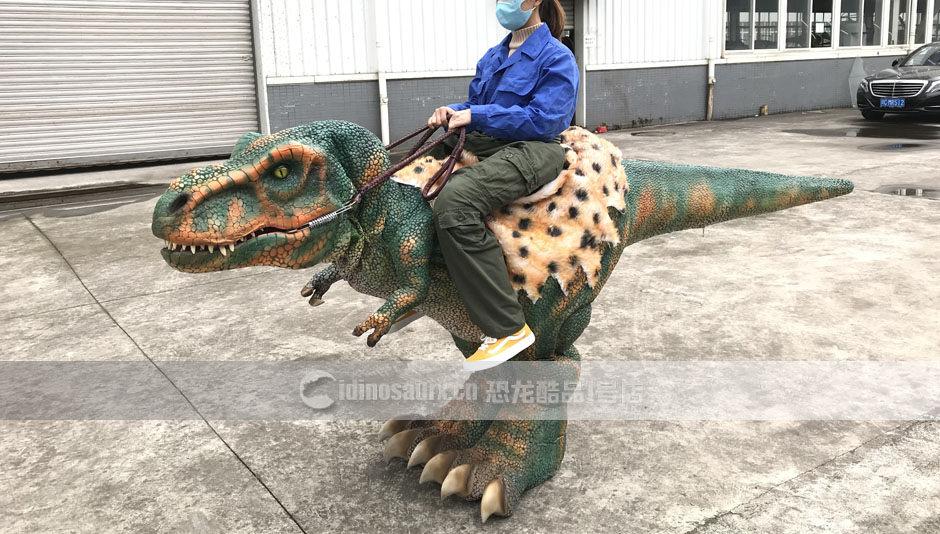行走恐龙骑乘道具装