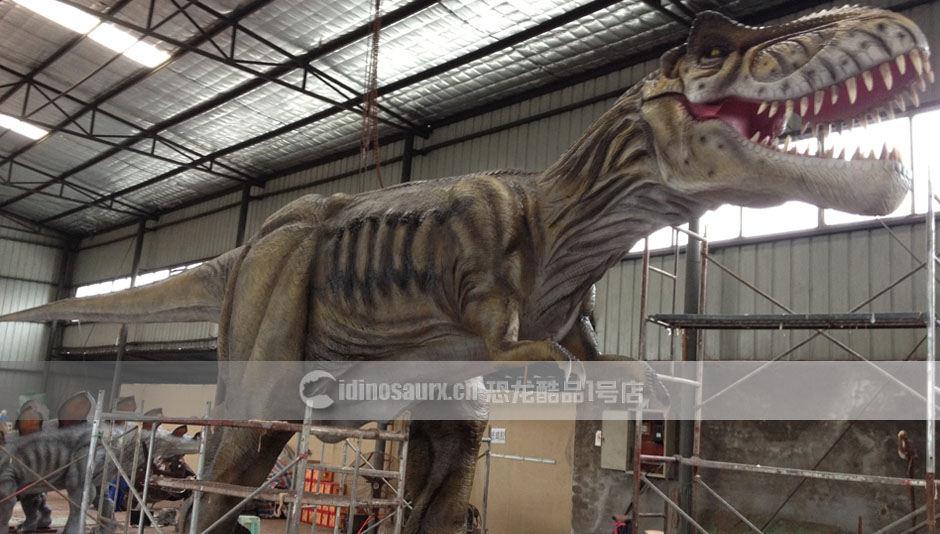 仿真远古动物模型