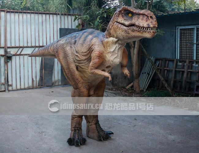 恐龙表演服