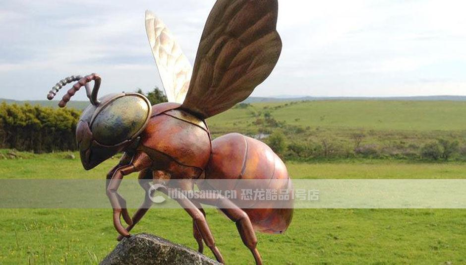 电动昆虫模型