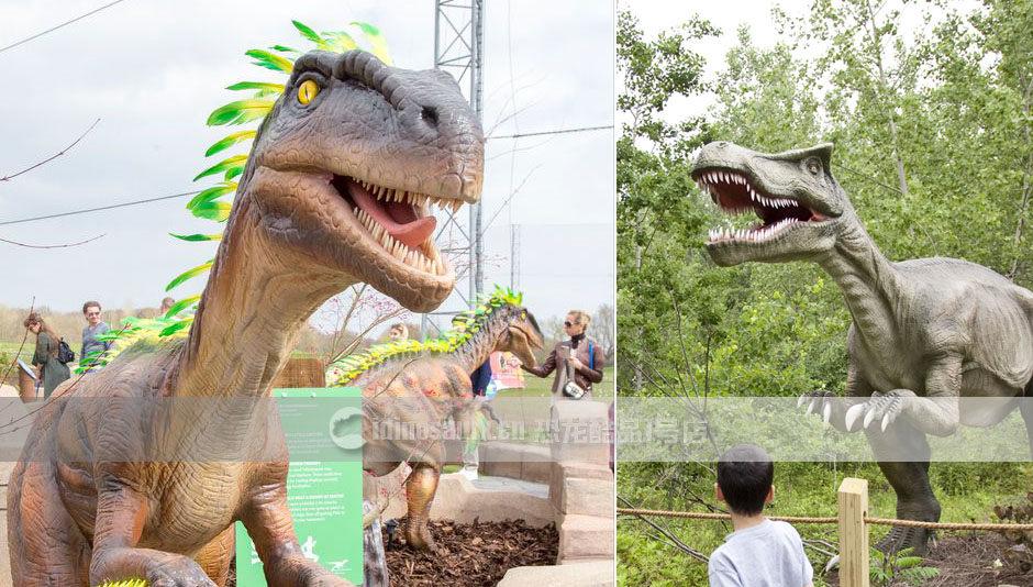 高仿真恐龙