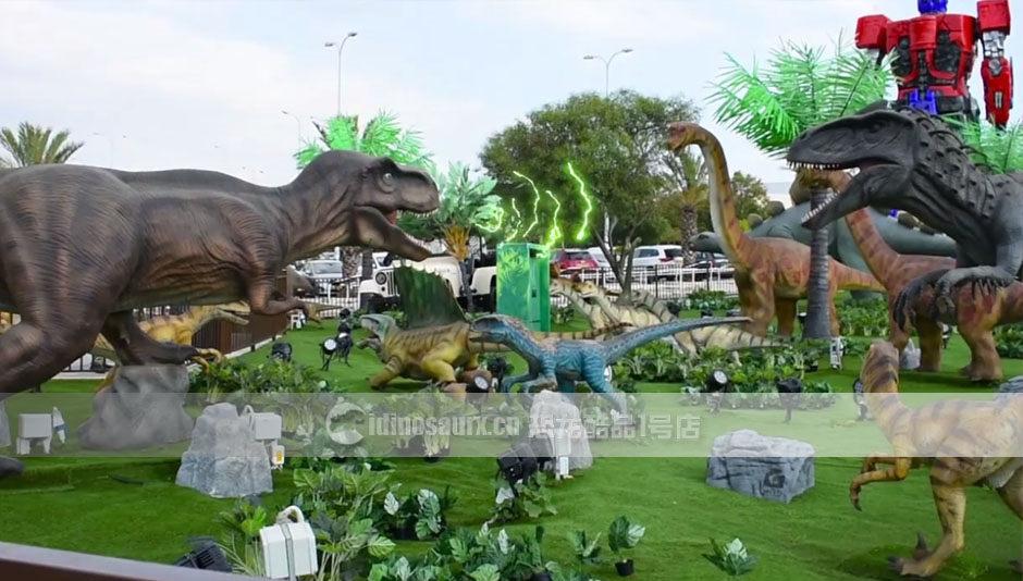 以色列恐龙展