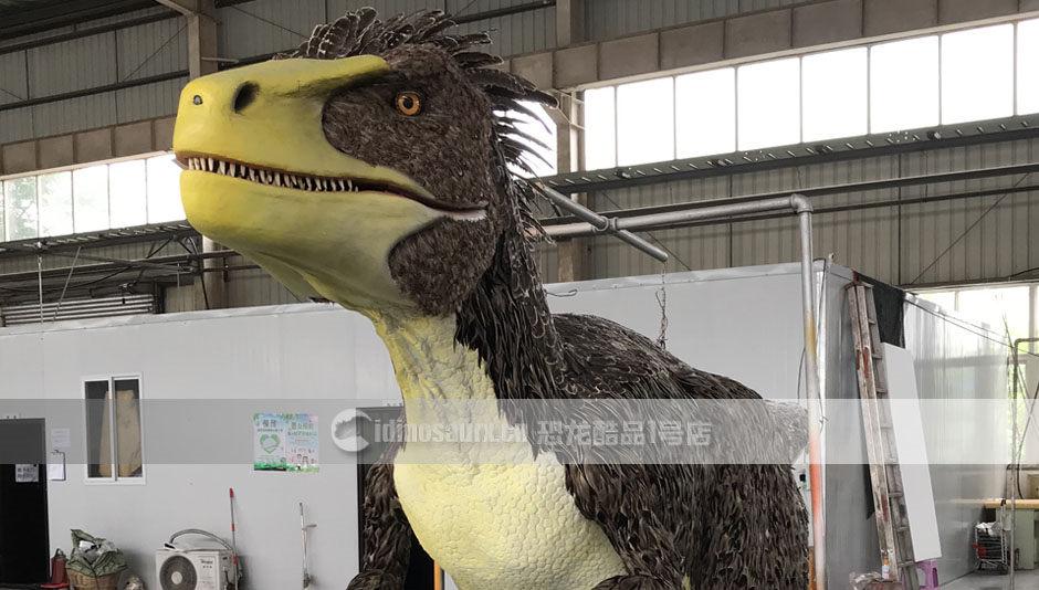 定做侏罗纪动物模型