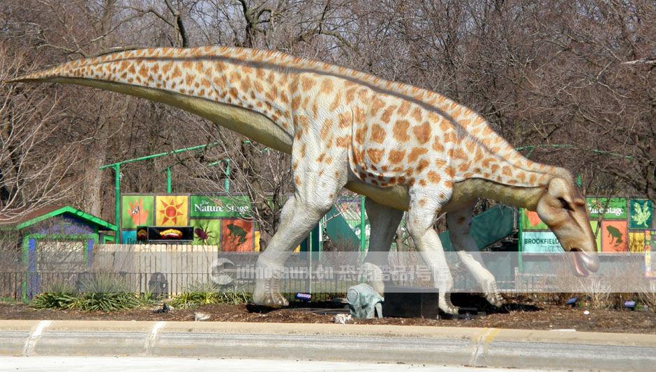 定做恐龙主题乐园装饰