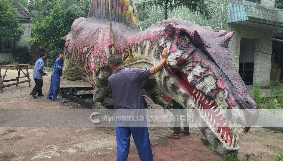 恐龙仿制商