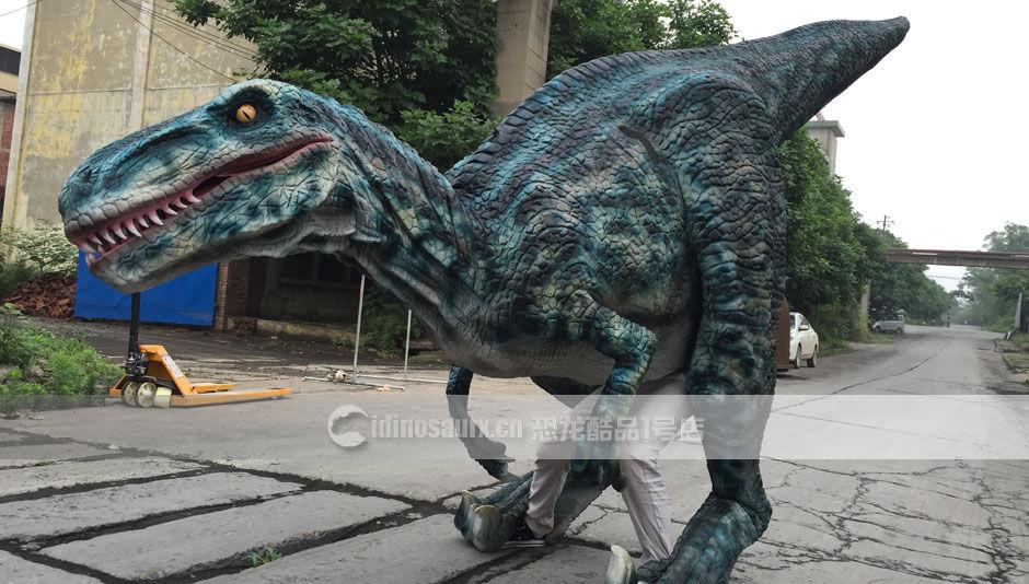 恐龙装备套装