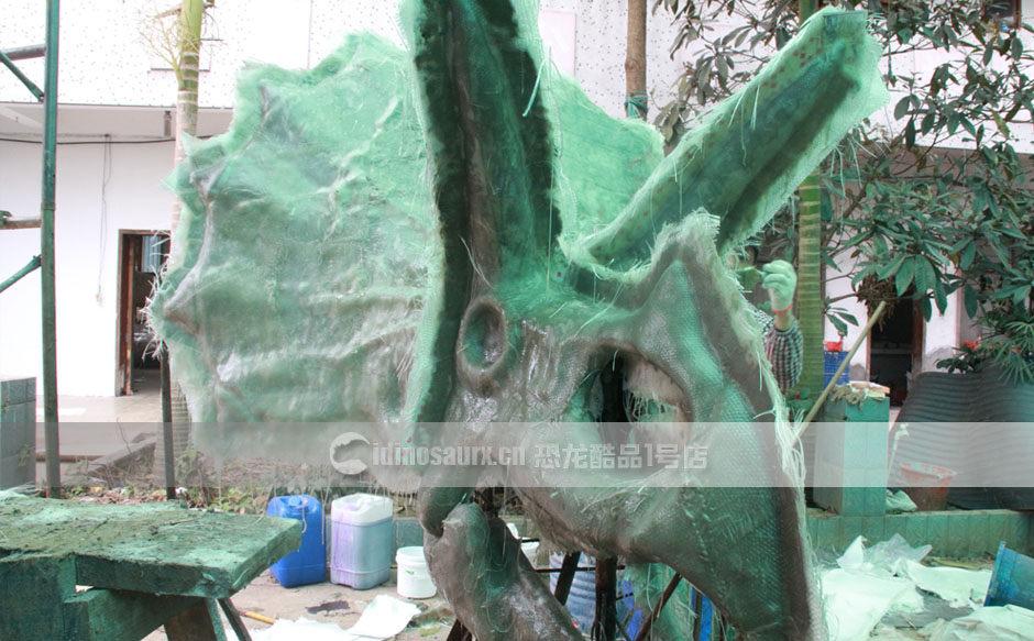 恐龙骨架道具制作厂商
