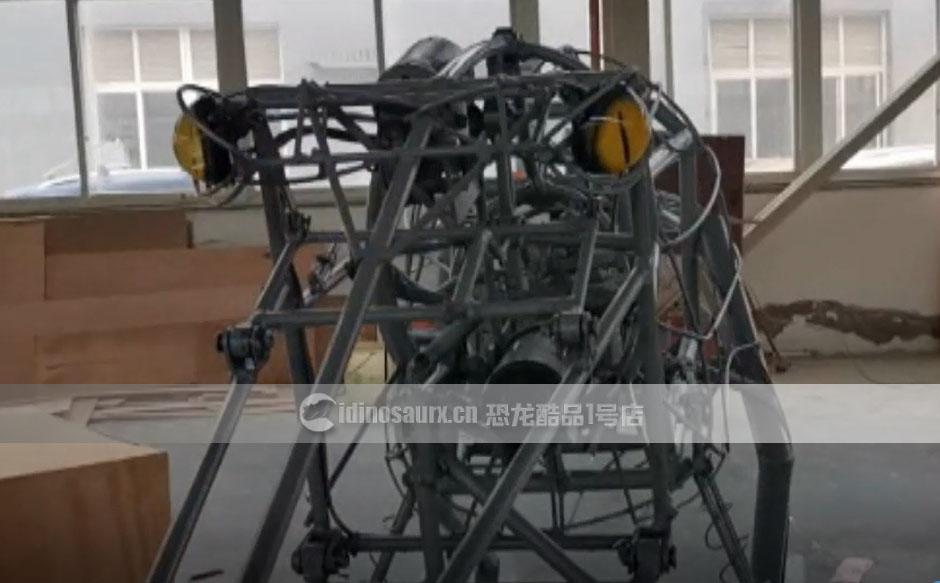 机械恐龙模型