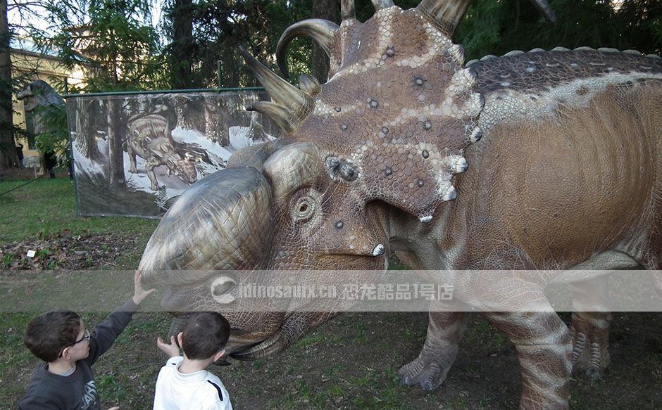 仿真侏罗纪大恐龙模型