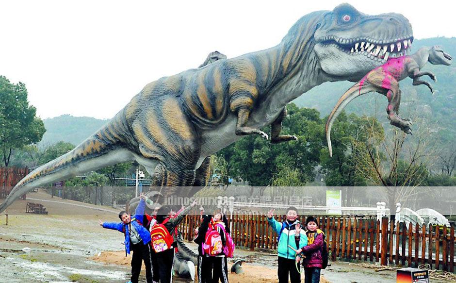 大型仿真恐龙装饰
