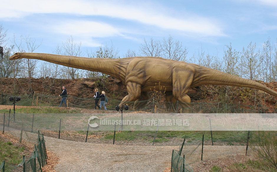 巨型仿真恐龙展品