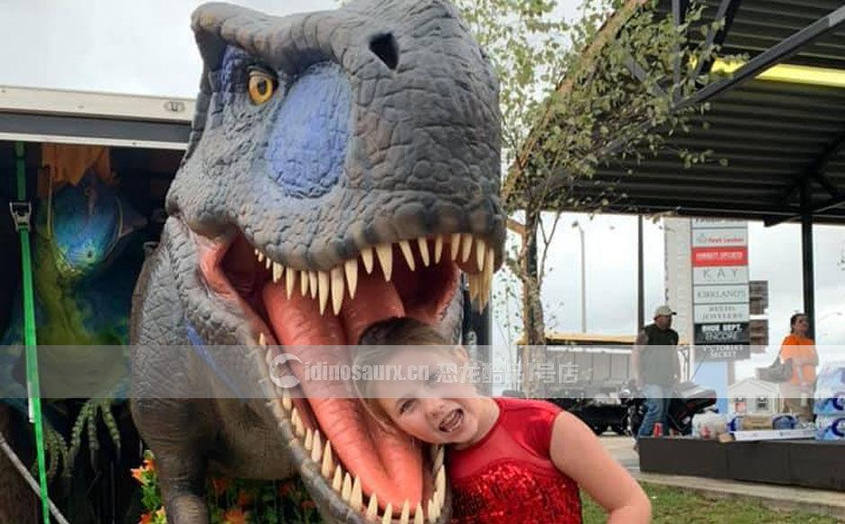 恐龙展大型道具