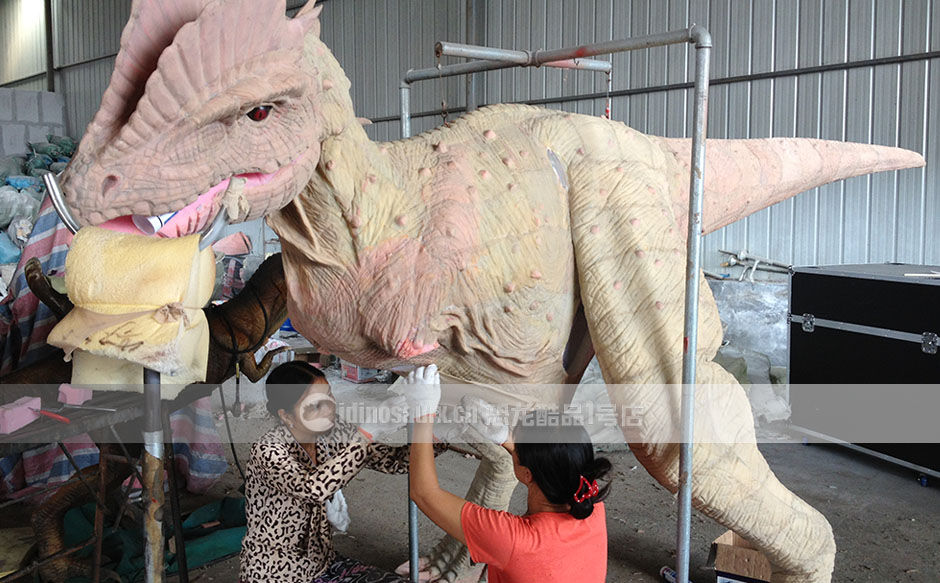 手工定制恐龙道具