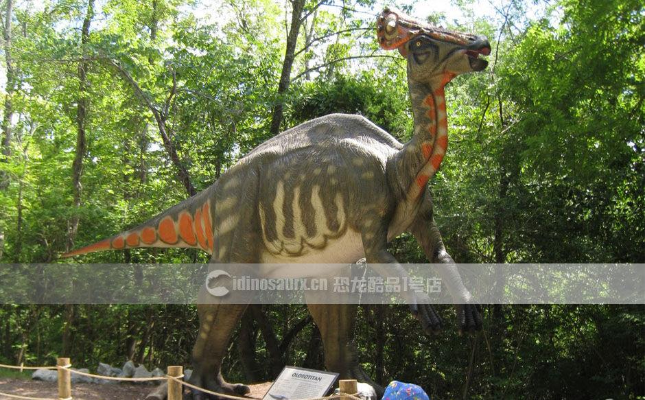 侏罗纪丛林冒险恐龙装饰