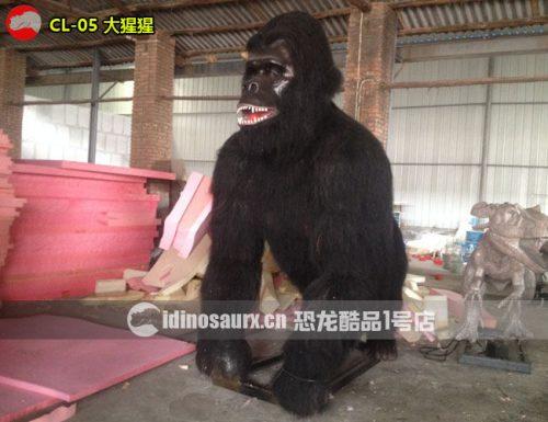 仿真大猩猩-丛林动物模型