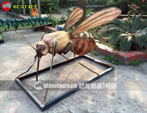 电子昆虫模型-蚊子
