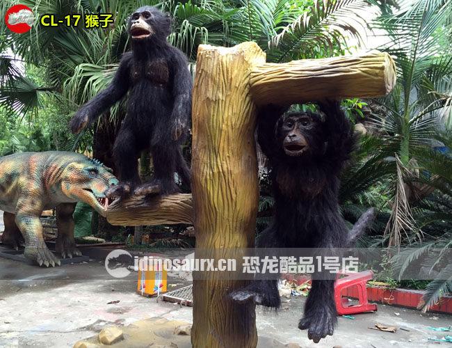 仿真猴子模型