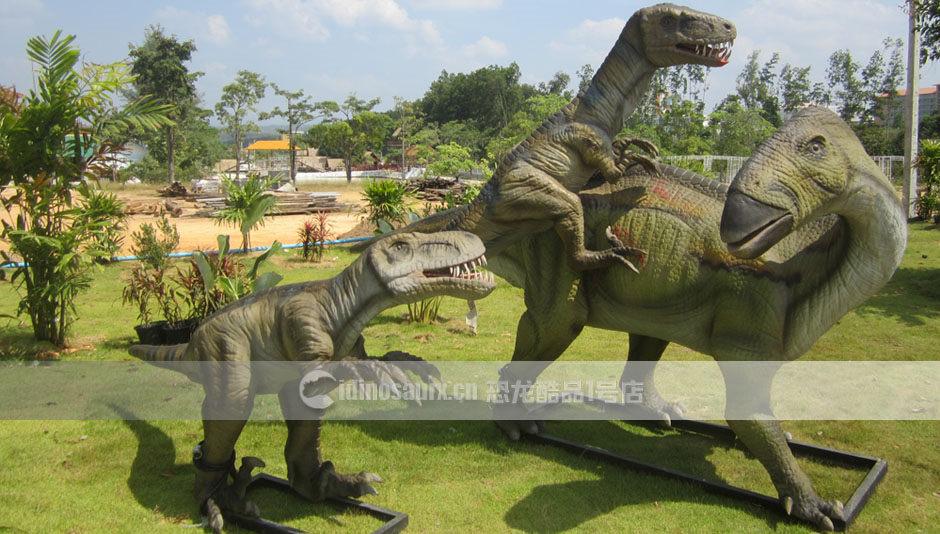 高气温下的电子恐龙产品