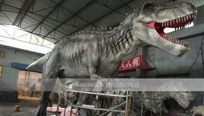 仿真恐龙制造工厂