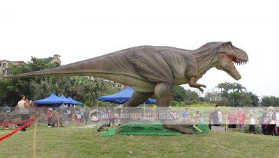 草原风情恐龙展