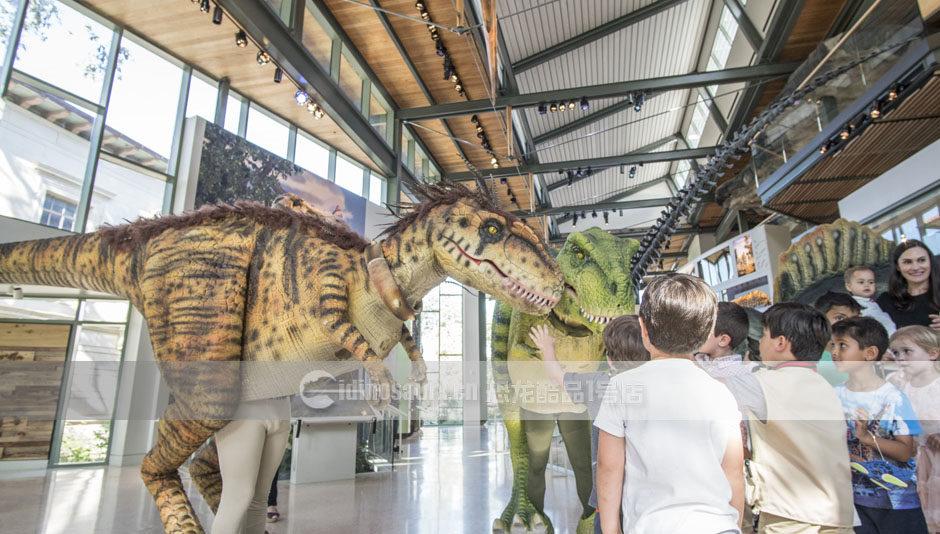 如何运营好恐龙主题咖啡厅