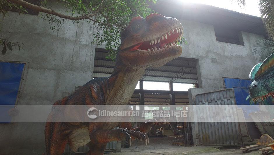 未来仿真恐龙工厂是什么样的