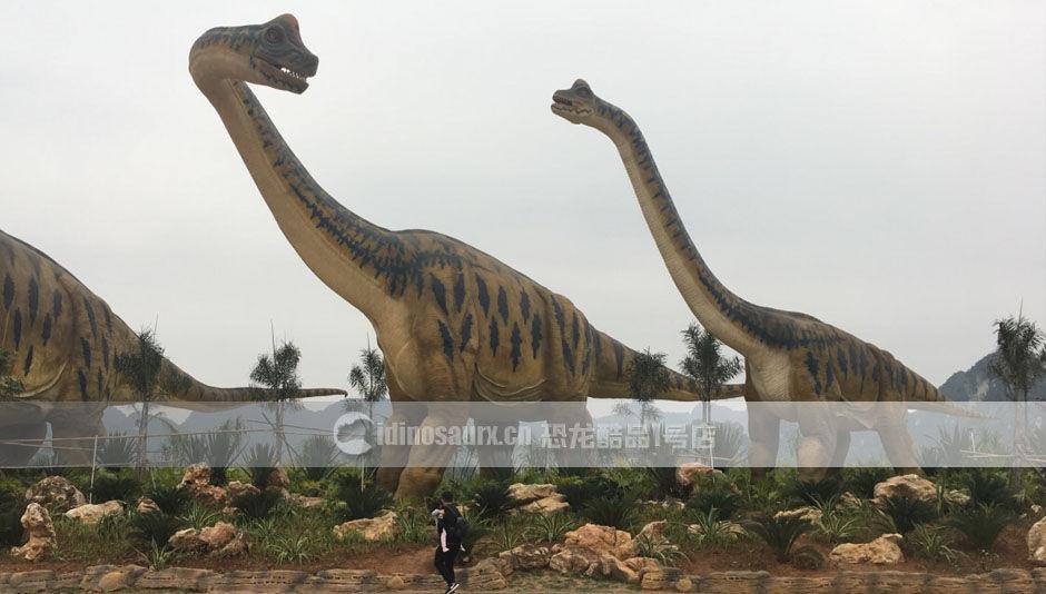 仿真大型恐龙模型