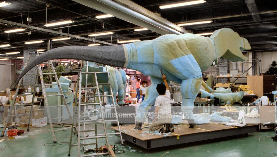 硅胶仿真恐龙模型
