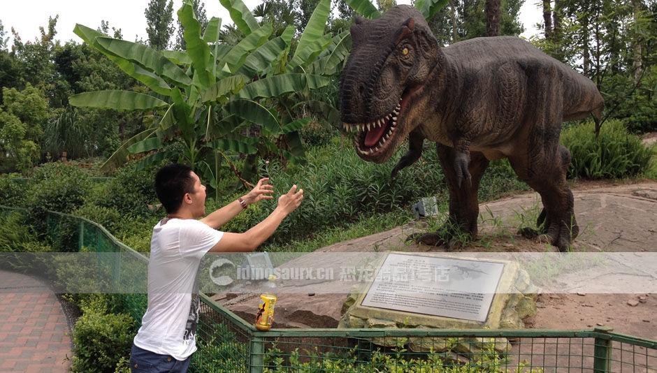 昆明仿真恐龙展