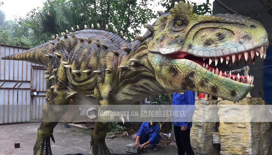 侏罗纪恐龙模型