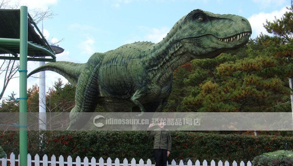 恐龙游乐项目