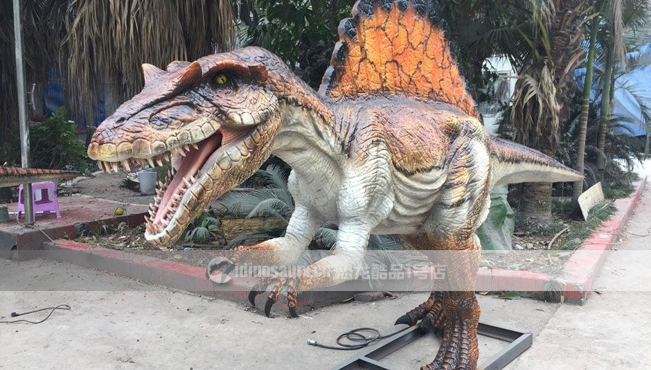 仿真恐龙标本