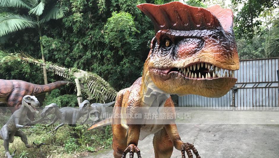 侏罗纪冒险岛乐园设备供应