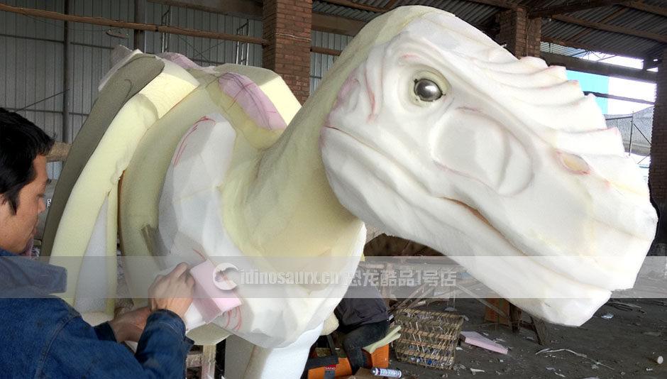 定制恐龙模型产品