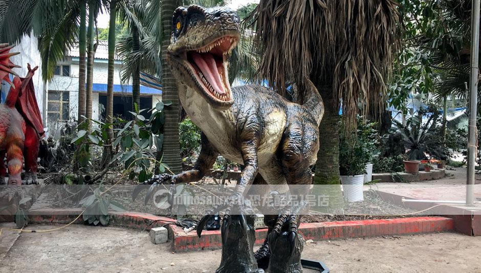 仿真恐龙模型装饰户外公园